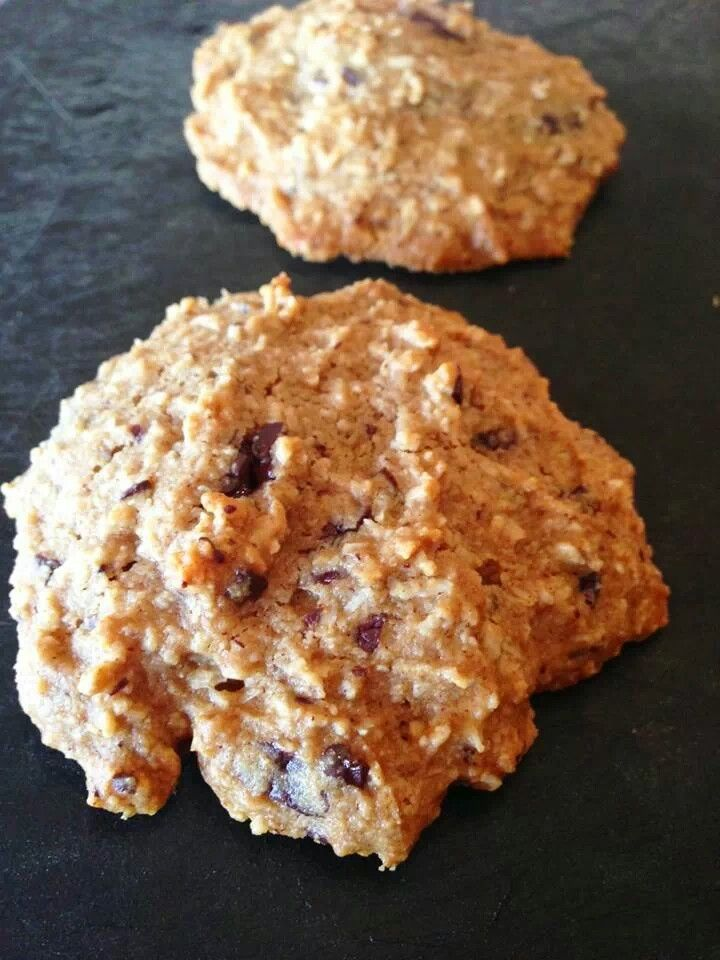 coconut chocolate chunk cookies | desserts | Pinterest