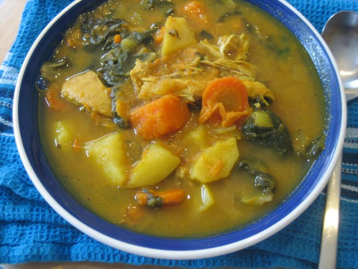 winter vegetable soup | l. | Pinterest