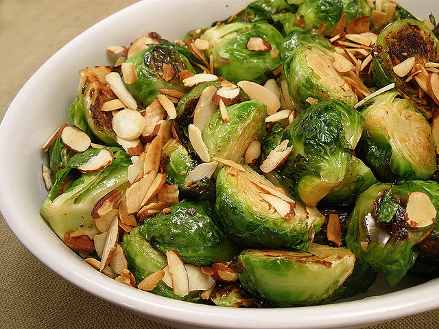 Roasted Brussel Sprouts Dijon Maple | Fruits & Veggies | Pinterest