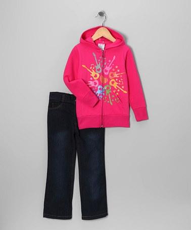 Unique Pink Zip Up Hoodie that captures you! #pink #zip #up #hoodie