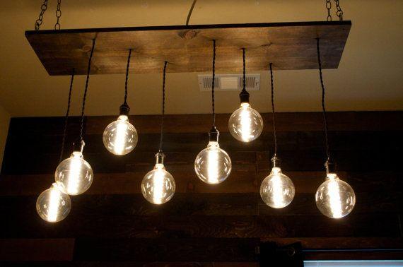 edison bulb hanging light fixture. Black Bedroom Furniture Sets. Home Design Ideas
