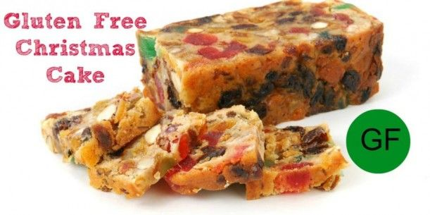 Gluten Free Christmas Cake | Stay at Home Mum