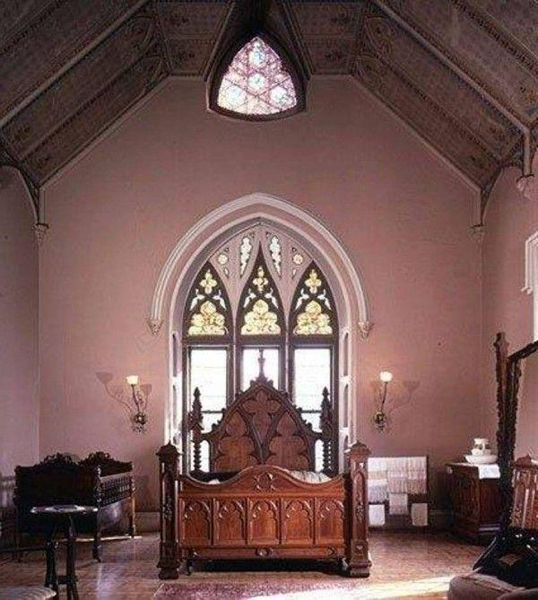 Bedroom Gothic Gothic Decor Pinterest