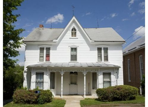 Gothic Revival House Maryland Gothic Revival Victorian Houses Pin