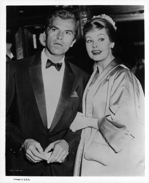 Fernando Lamas and wife Arlene Dahl | Fernando Lamas ...