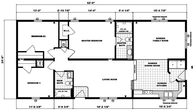 Pin by heather king on house plans pinterest for 16 x 48 house plans