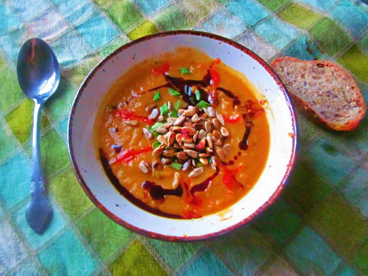 ... ' soup, or how a roasted squash and carrot soup can change a life