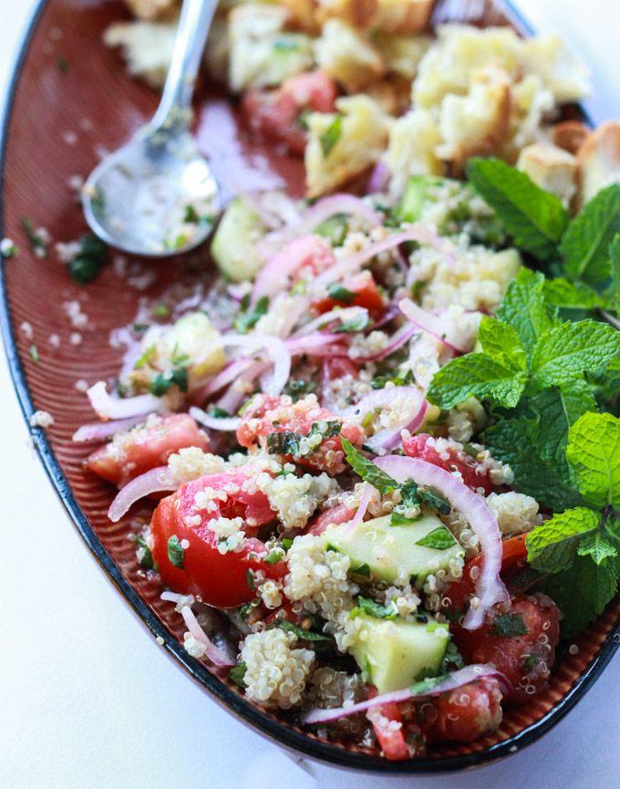 ... to use up your end of summer veggies | littlebroken.com @littlebroken