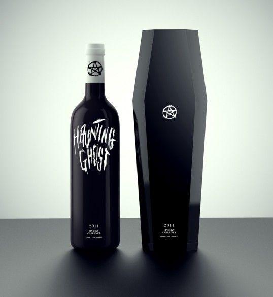 40 Creativas etiquetas de vino #wine #design #label