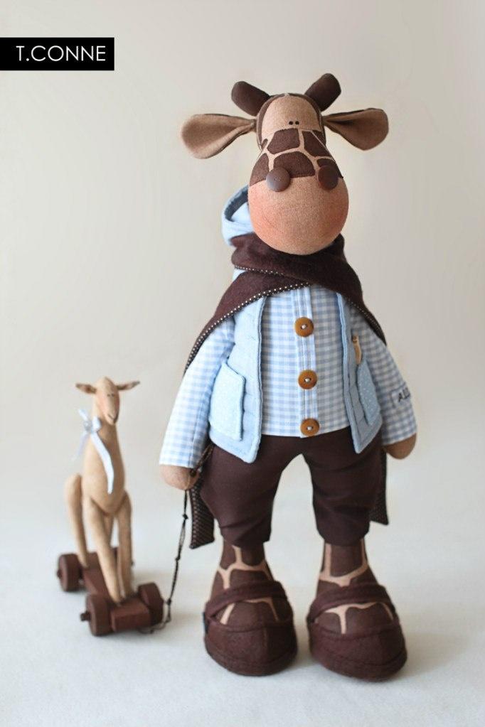 Куклы по мотивам татьяны коннэ