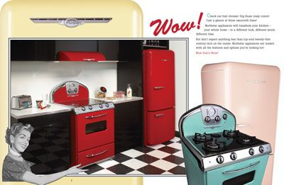 RetroKitchenAppliancesTinyHouseIdeasPinterest