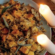 Oyster-Cornbread Stuffing | Recipes | Pinterest