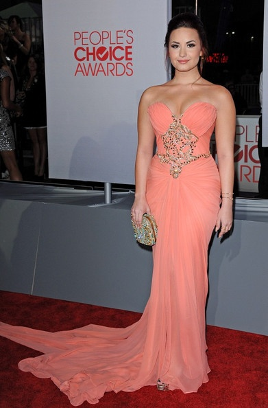 Demis gorgeous dress