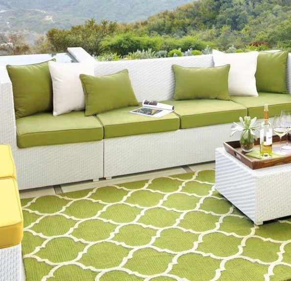 Pier e Outdoor Rugs For Patios gardening