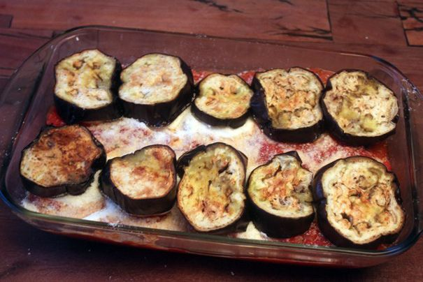 Ultimate Eggplant Parmesan: Forget all that breading and frying, honor ...