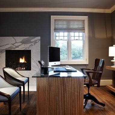 Professional remodel and decor carlos 39 office pinterest for Professional office decor ideas