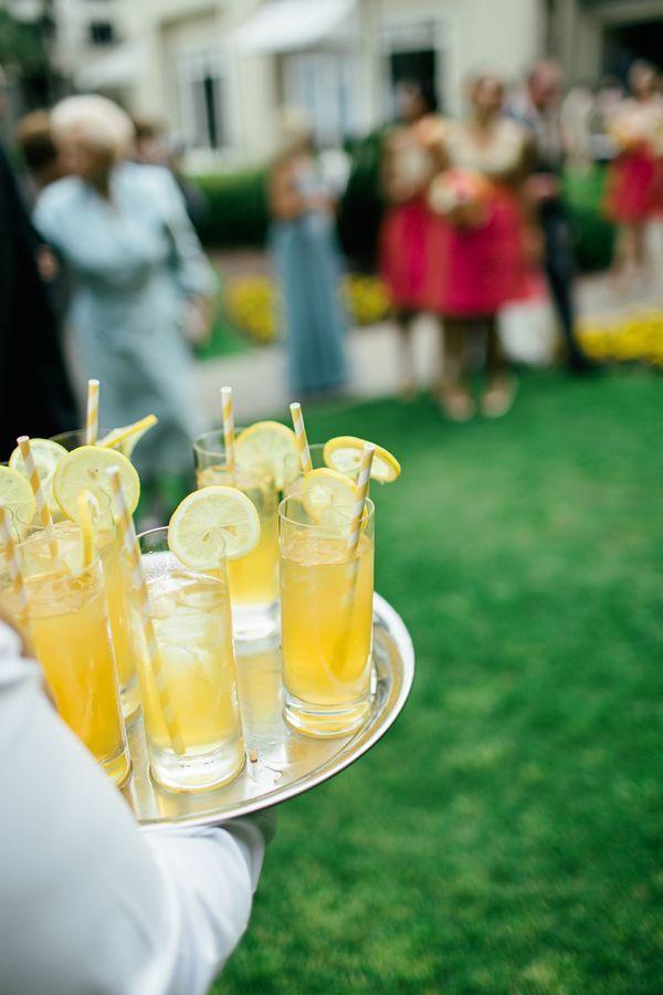 Sweet tea vodka and lemonade | Inspiration | Yellow | Pinterest