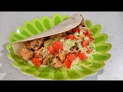 Lime Chicken Soft Tacos Recipe | Video Recipes I Like | Pinterest