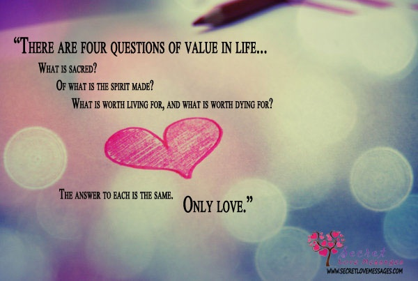 the value of life essay