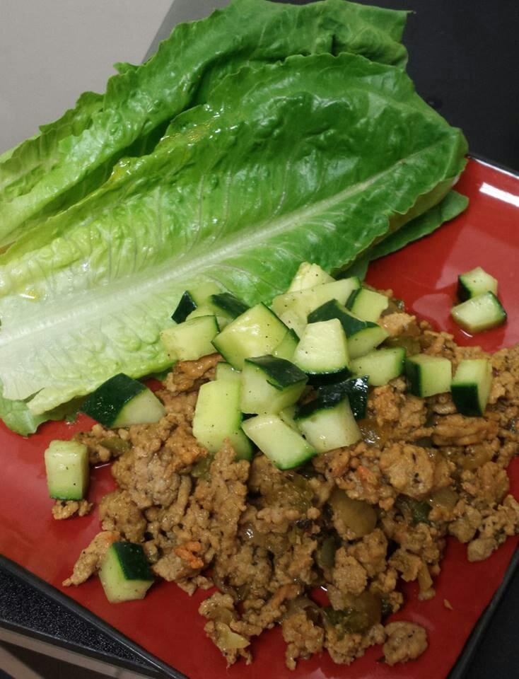 Pork Lettuce wraps | More foods | Pinterest