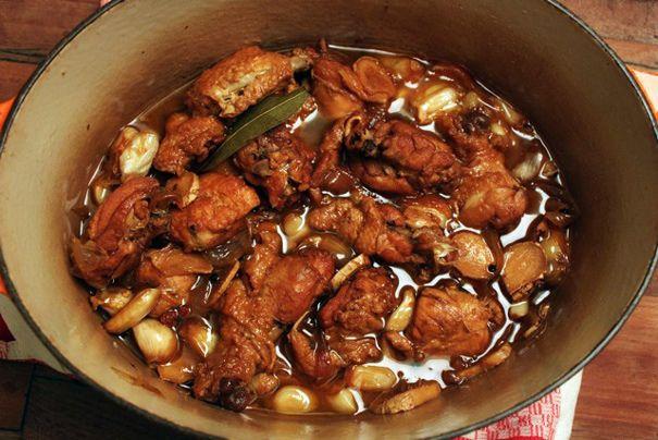 Chicken Adobo Recipe — Dishmaps
