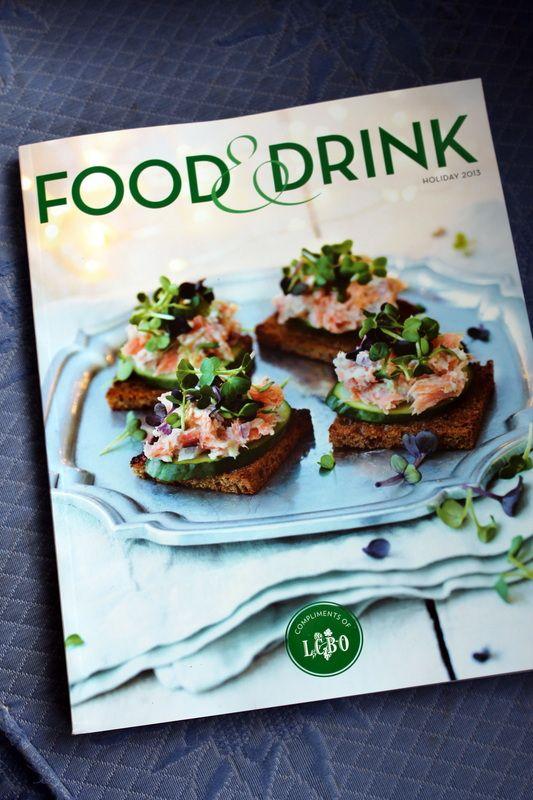 Food & Drink Magazine   Blog Images   Pinterest