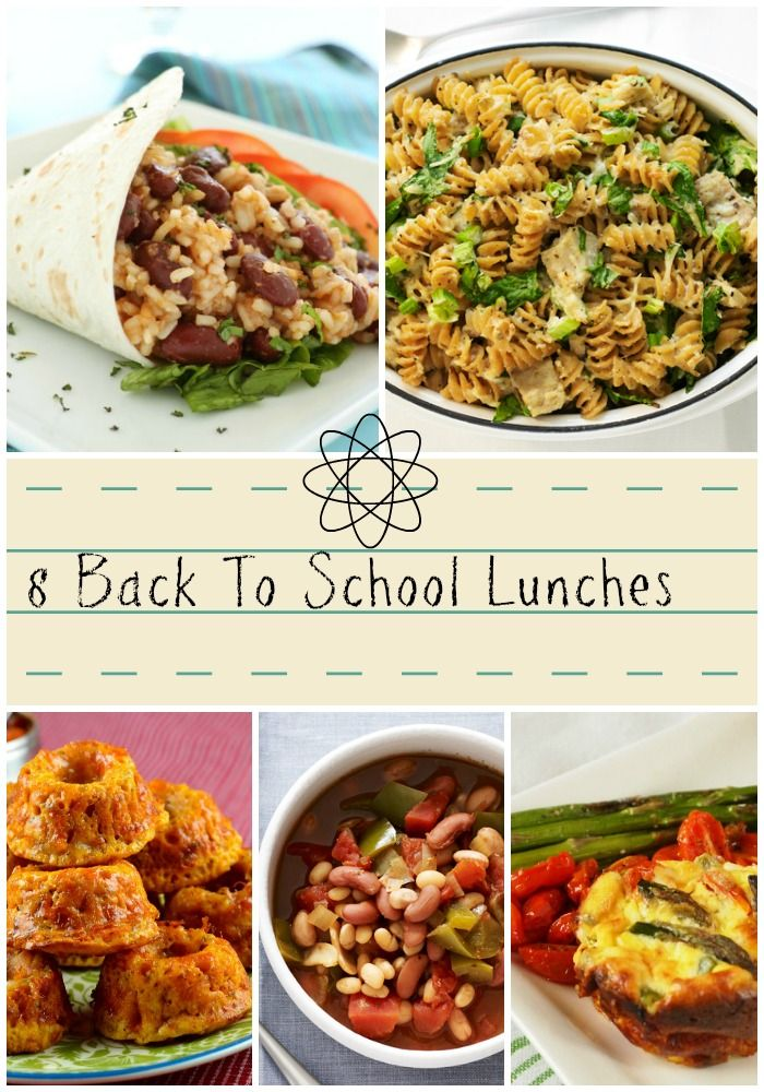 8 Back To School Dairy Lunches | Joy of Kosher with Jamie Geller