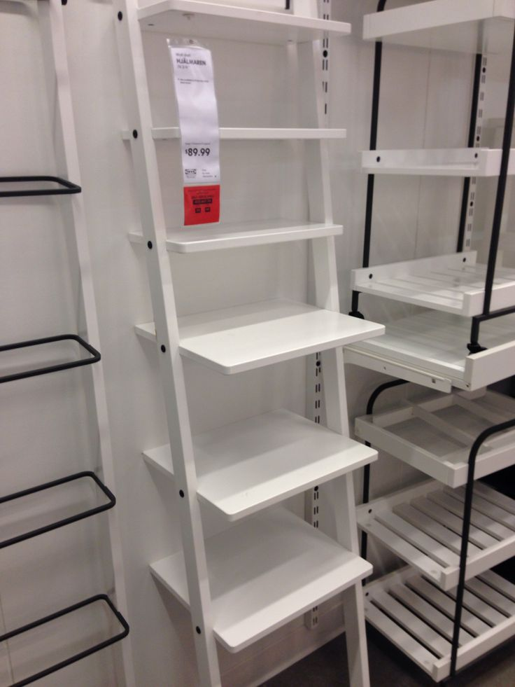 ladder shelf i found at ikea for my new home pinterest. Black Bedroom Furniture Sets. Home Design Ideas