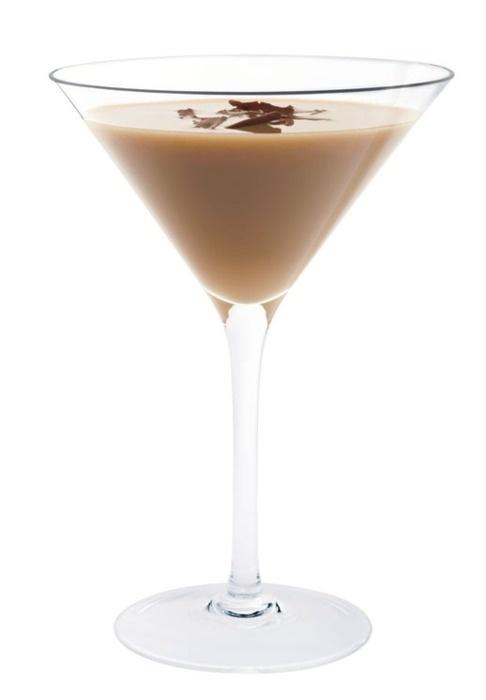 "Dulce de Leche: ""Sweetly intoxicating."" 1 oz of Rum 1/2 oz of Dark ..."
