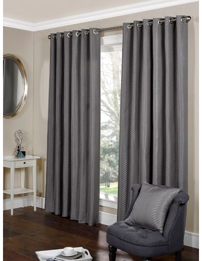 Tibet Ready Made Eyelet Curtains | New Products | Pinterest