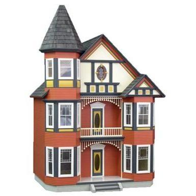 build your own dollhouse  lilliputian  Pinterest