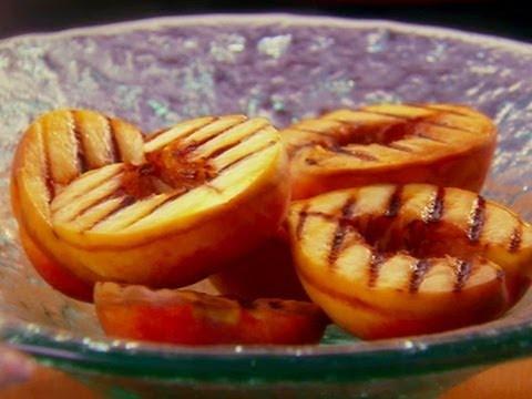 Tequila Grilled Peaches | Nom nom | Pinterest