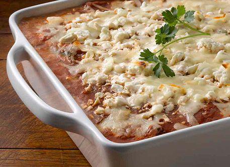 Marathoner's Zucchini Ribbon Lasagna Recipe from AllWhites and Better ...