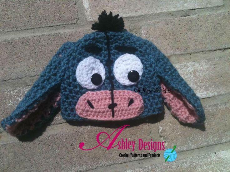Eeyore Beanie Baby Crochet Pinterest