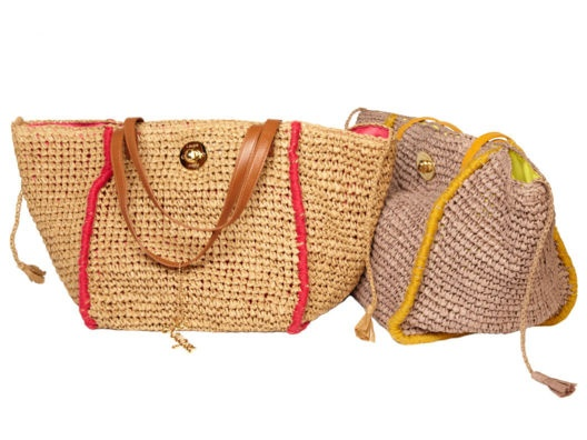 Laugoa Jewel Tote from Molly Sims on OpenSky