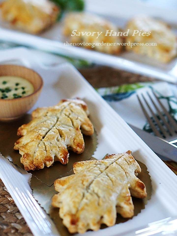 Savory hand pies #beef & shallot marmalade pies #hand pies #beef pies ...