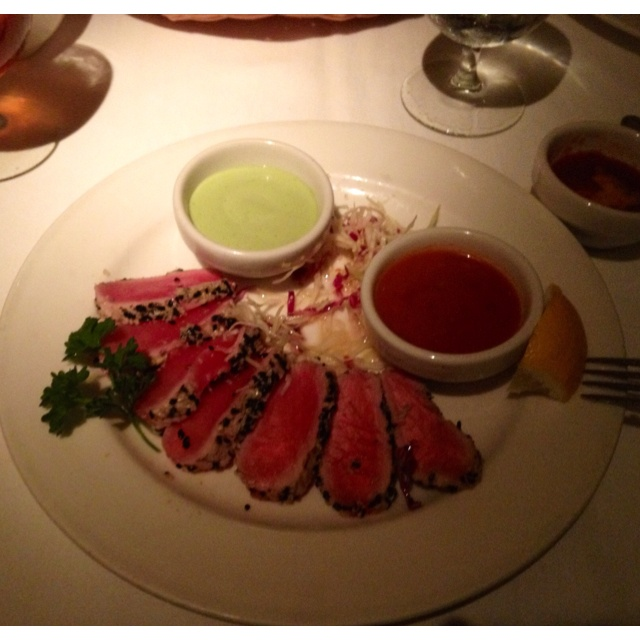 Sushi grade tuna recipes bing images for Whole foods sushi grade fish