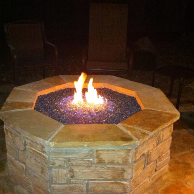 Fire pit   Home Ideas   Pinterest