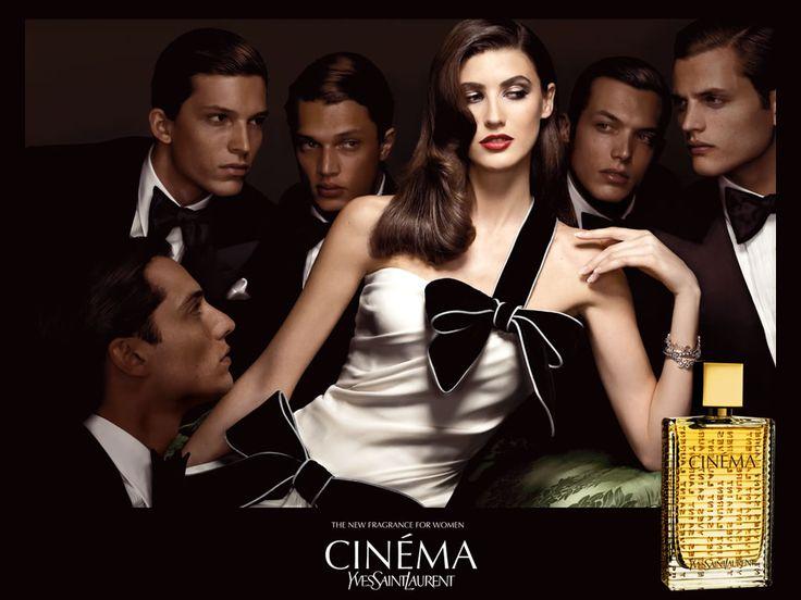 Cinema for women by Yves Saint Laurent