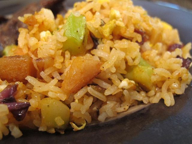 sriracha fried rice | Side Dishes, Salads & Bread | Pinterest