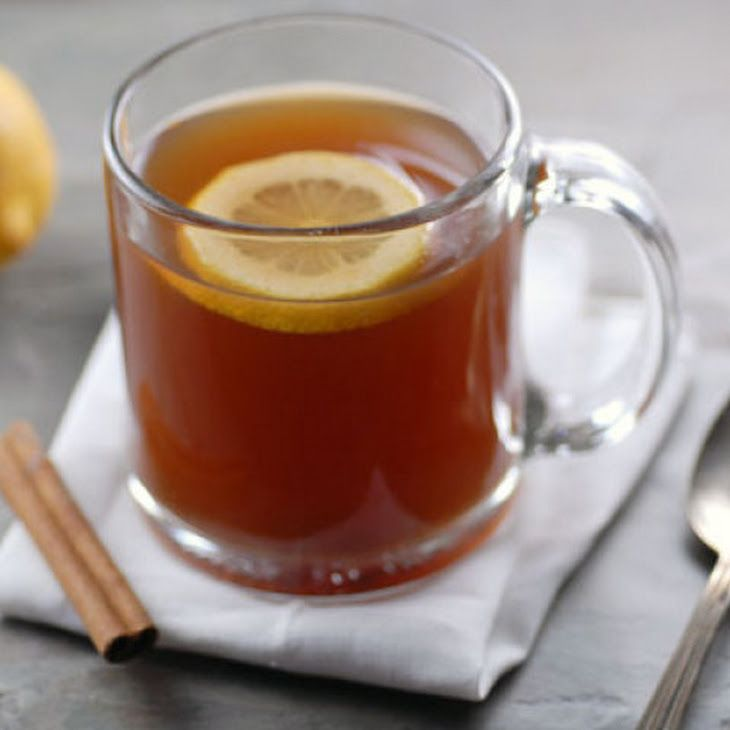 Crockpot Hot Toddy Recipe | Winter Holidays | Pinterest