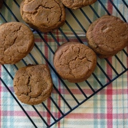 Molasses Cookies (Gluten Free): Soft, chewy with a bit of spice ...