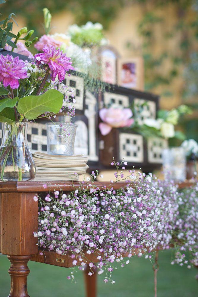Vintage Decoracion Fiesta ~ Pin by marina p?rez on Ideas for my wedding  Pinterest