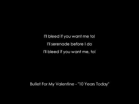 youtube valentine lyrics