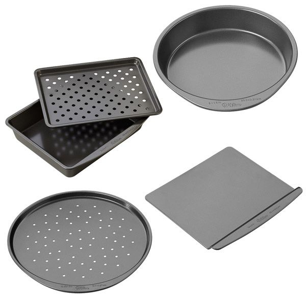Countertop Oven Bakeware : Toaster Oven Bakeware Basics Products I Love Pinterest