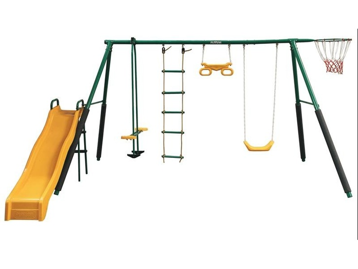 Playsafe Stirling 5 Function Swing $199