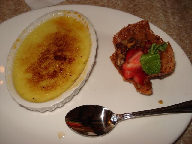 Pistachio Creme Brulee | Disney Food/Drink | Pinterest