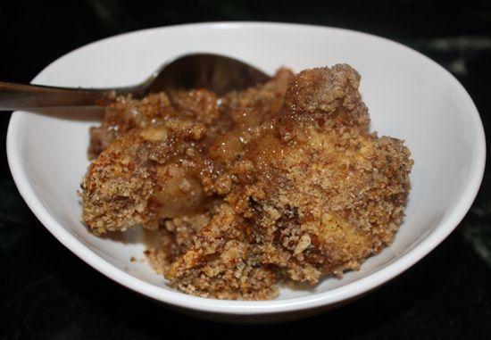 Apple Almond Crisp - Healthy Green Kitchen