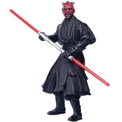 Darth Maul Action Figure | Star Wars Action Figures ...
