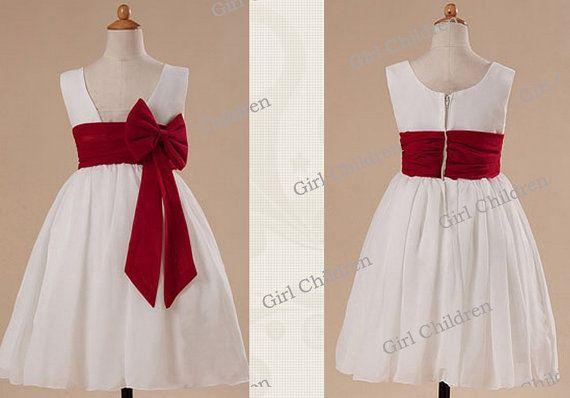 Girl dress cheap flower girl christmas dress wedding occasion dress